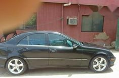 Mercedes-Benz C230 2005 Black for sale