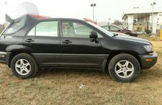 Lexus RX300 2000 Black for sale