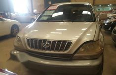 Lexus RX300 2003 Silver for sale
