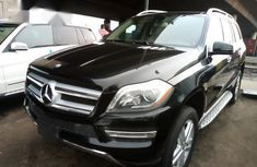 Clean Mercedes Benz GL450 2013 Black for sale
