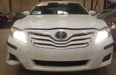 Tokunbo Toyota Camry 2011 White for sale
