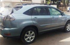 Tokunbo Lexus RX 330 2004 Blue for sale