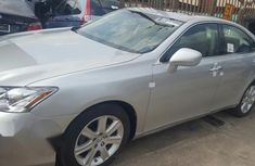 Tokunbo Lexus ES350 2008 Silver for sale