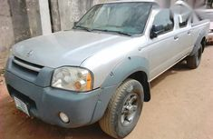 Nissan Frontier Double Cab Long Chassis 2004 for sale