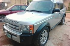 Land Rover LR4 2005 Silver for sale