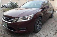 Honda Accord 2014 Automatic Petrol ₦5,000,000 for sale