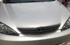 Tokunbo Toyota Camry SE 2004 Silver for sale