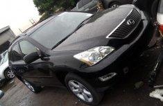 Lexus RX 2007 Petrol Automatic Black for sale