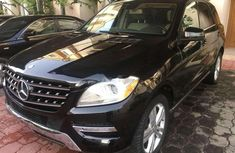 2014 Mercedes-Benz ML350 Petrol Automatic for sale
