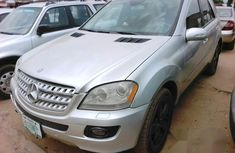 Mercedes Benz Ml500 2008 Silver for sale
