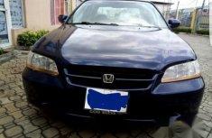 Honda Accord 1999 Blue for sale
