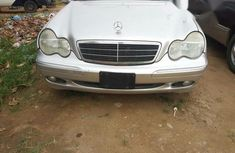 Mercedes-Benz C240 2004 Silver for sale