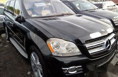 Mercedes-Benz GL450 2008 Black for sale