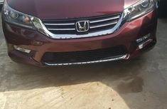 Tokunbo Honda Accord 2013 Red for sale
