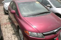 Honda Civic 2004 Red for sale