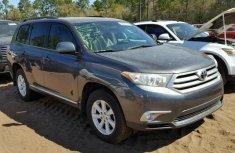 Toyota Highlander 2012 model for sale