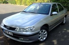 Peugeot 406 2006 model for sale
