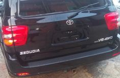 Toyota Sequoia 2003 black for sale