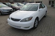 Foreign used Toyota Camry 2006 for sale