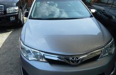 Neat tokunbo Toyota Camry 2012 FOR SALE