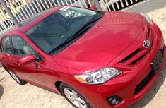 Neat Toyota Corolla 2012 FOR SALE