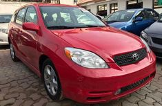 Foreign used Toyota Matrix 2006 for sale