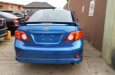 Foreign used Toyota Corolla 2008 FOR SALE