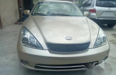 Foreign used Lexus Es300  2008 FOR SALE