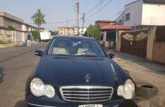 Mercedes-Benz C230 2005 Black for sale