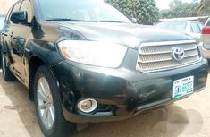 Toyota Highlander Hybrid 2008 for sale