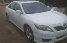 Toyota Camry 2011 White for sale