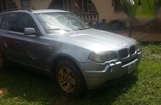 BMW X3 2006 Silver For Sale
