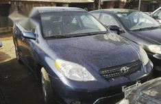 Used Toyota Matrix 2005 Blue for sale