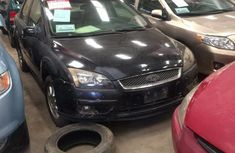 Ford Focus 2006 Black for sale