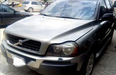 Volvo Xc90 2006 Gray for sale