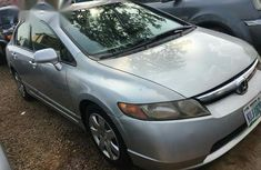 Nigerian Used Honda Civic 2006 Silver for sale