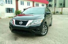 Nissan Pathfinder 2013 Black for sale