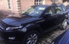 Land Rover Range Rover Evoque 2013 Black for sale