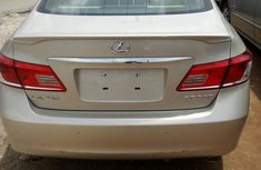 Used Lexus Es 350 2011 Gold for sale