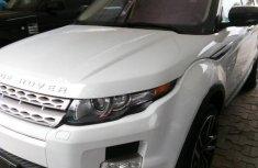 Land Rover Range Rover Evoque 2014 White for sale