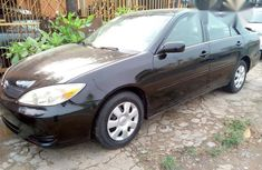 Tokunbo Toyota Camry 2004 Black for sale