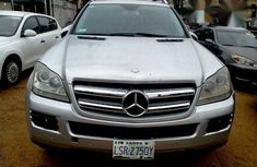 Nigerian Used Mercedece-benz GL 350 2010 Silver for sale