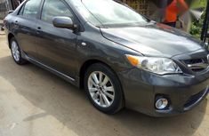 Toyota Corolla S 2010 Gray for sale