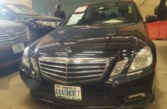 Mercedes-Benz E550 2010 for sale