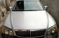 Hyundai Grandeur 2002 Silver for sale