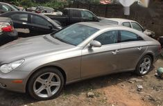 Mercedes-Benz CLS 500 2006 Beige for sale