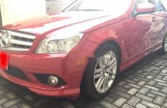 2009 Mercedes-Benz C300 Automatic Petrol well maintained for sale
