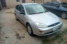 Ford Focus 2004 Silver for sale