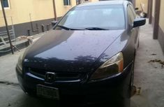 Honda Accord 2005 Gray for sale