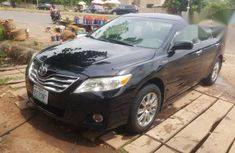 Hybrid Toyota Camry 2007 Black for sale